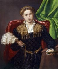 Portrait of Laura da Pola