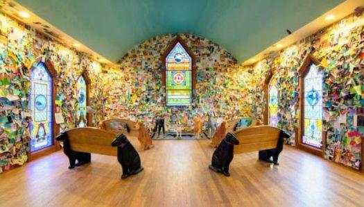 Dog Chapel at Dog Mountain - Part 2
