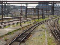 Railway system at Copenhagen