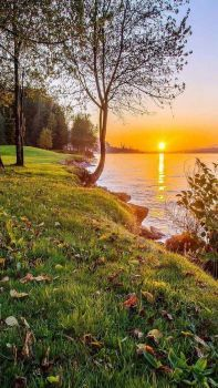 Sunrise on River Cauvery
