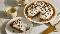 S'mores pie....my, oh my