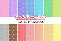 Pastel Polks Dots