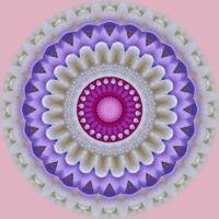 kaleidoscope 346 pastel mandala large