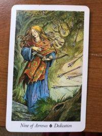 Tarot ~~ 22 July