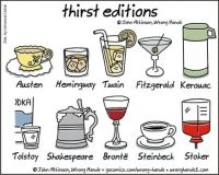 thirst editions
