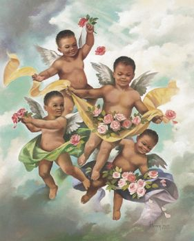 Black Cherubs - B Lopez