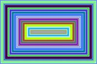 Concentric Rectangles!! ~ M