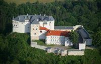 Slovakia Ľupča castl