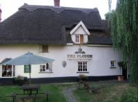 The Plough. Rede. Suffolk.