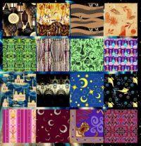 Arabian Nights Collage Challenge