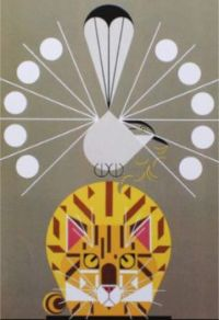 Charley Harper Graphic 31