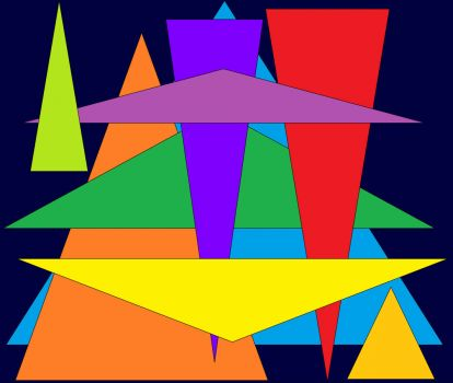 Some Triangles (Smaller)