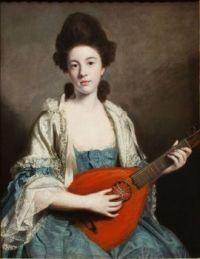 Sir Joshua Reynolds Mrs. Froude, née Phyllis Hurrell 1762