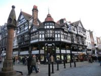 Chester ( if I remember rightly)
