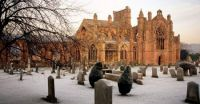 Melrose Abbey - 1
