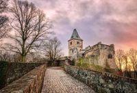 Burg Frankenstein, Germany (Frankenstein Castle)  ☜ (◉▂◉ )