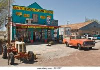 Arizona, Seligman Souvenir And Coffee Shop