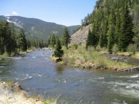 Colorado - West of Cottonwood Pass