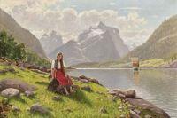 Young Norwegian