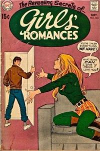 GIRLS' ROMANCES !