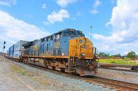 CSX Intermodal In Syracuse, NY