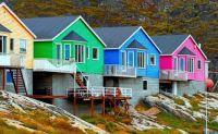 Ilulissat - summer Houses