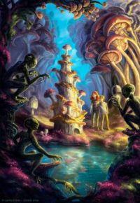 Fantasy Laura Diehl Illustration.