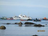 The Scillonian - Summer ferry to the Isles of Scilly