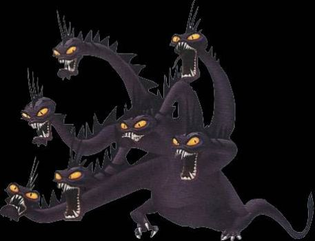 Kingdom Hearts: Hydra