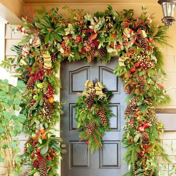 Holiday Door!