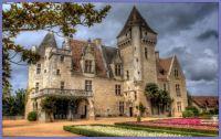 France, Chateau des Milandes Dordogne