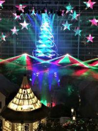 Gaylor Nat'l Harbor, MD - Nov 2018 - Light Show