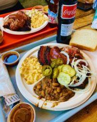 Brisket, Smoked Sausage, Pulled Pork - Little Miss BBQ, AZ