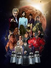 Doctor Who Series 9 by PietroRock