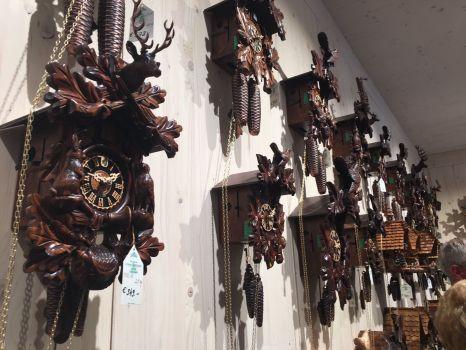 Black Forest Cuckoo Clocks