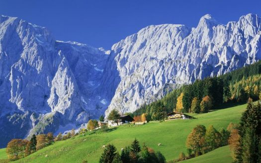 Austrian Mountains