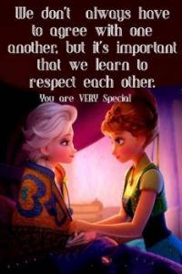 Respect each other   #  2