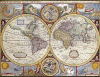 Fantastic map