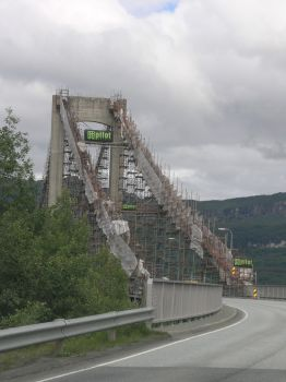 Bridge near Narvik