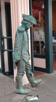 Mime by Pike Place Market