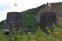 The bridge of Remagen, Germany
