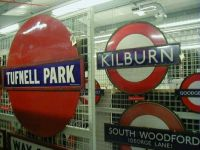 London Underground Roundels