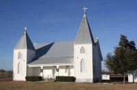 Church in Sandoval,TX