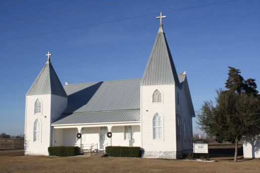 Church in Sandoval,TX