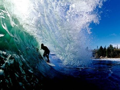 SURF  - Tofino, British Columbia
