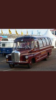 1959 Mercedes Benz Bus