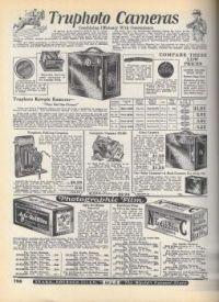 Vintage Cameras 1927 Sears Roebuck  Medium