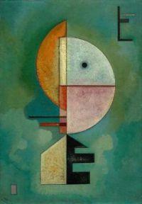 Wassily Kandinsky - Circle In A Circle, 1923