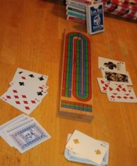 A Game of Cribbage