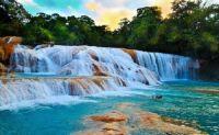 Agua Azul Waterfalls - Mexico